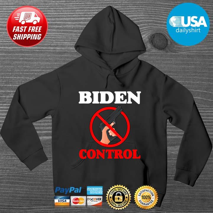 Joe Biden gun control HOODIE DENS