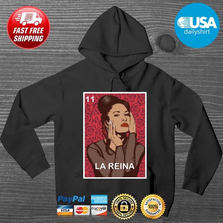 Selena Quintanilla La Reina Shirt HOODIE DENS