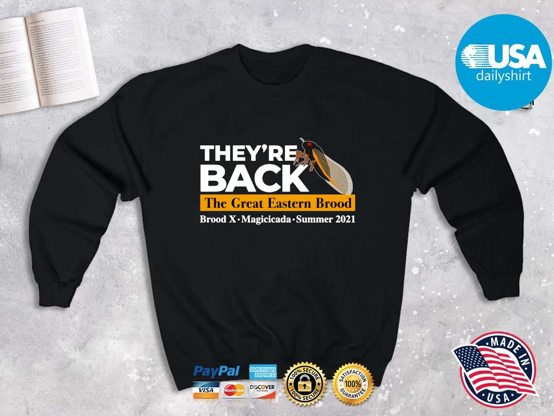 They're back the great eastern brood Sweater den Usadailyshirts