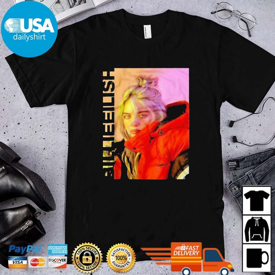 Billie Eilish Black Shirt