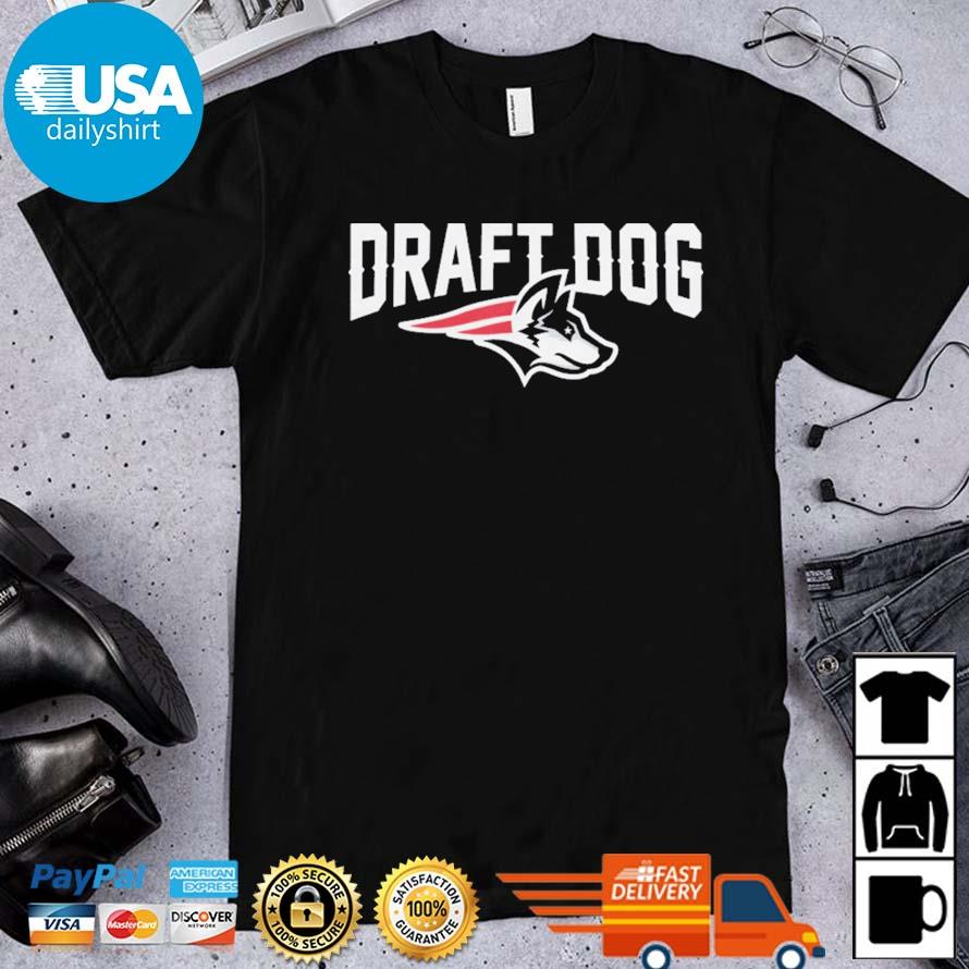 Draft Dog New England Football Shirt