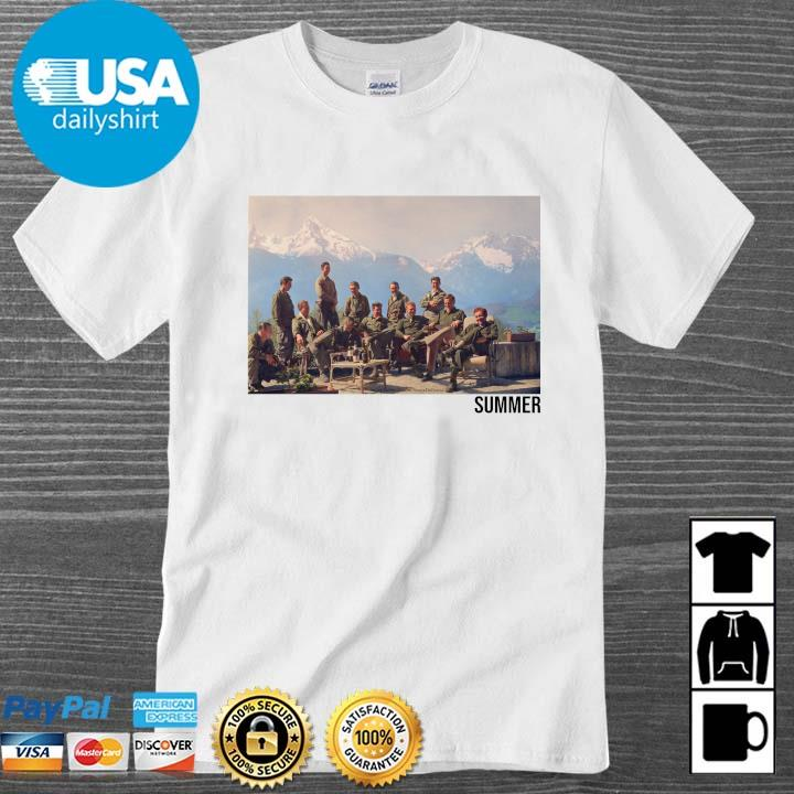Easy Company Summer Shirt