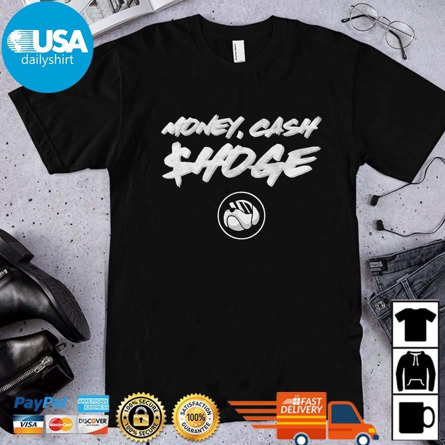 Money cash hoge shirt