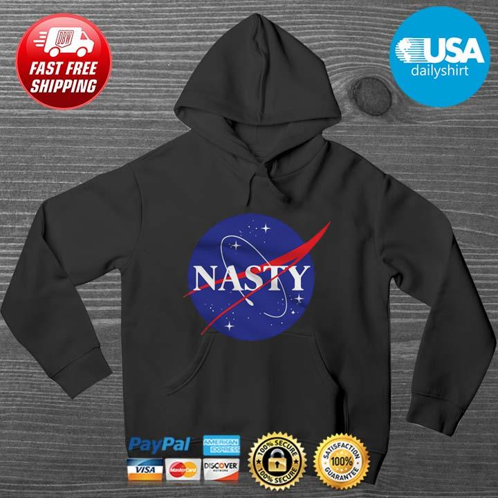 Nasty NASA Shirt HOODIE DENS