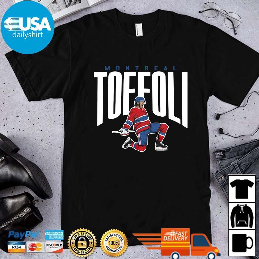 Tyler Toffoli Montreal Shirt