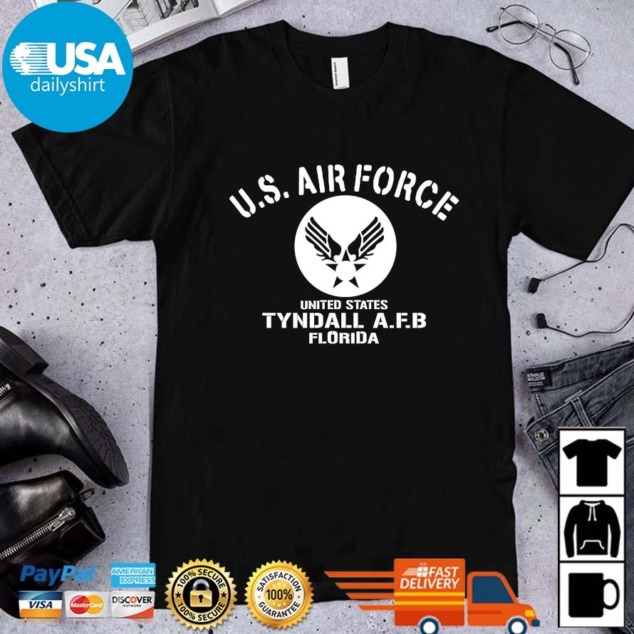Us Air Force United States Tyndall AFB Florida Shirt
